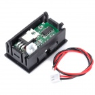 "0.6"" LED DC 7~150V Digital Voltmeter - Black"