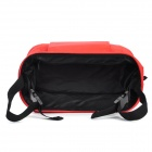 Multifunctional Nappy Bag / Mother Shoulder Bag Baby Carriage Bag - Red