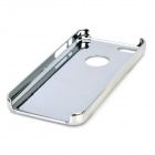 YTW-182 Brushed Metal Alloy Back Case for IPHONE 5C - Purple