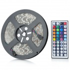 50503044Mini 72W 4800lm 300-SMD 5050 LED RGB Decoration Light Strip Kit - White (12V / 5m)