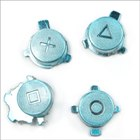 5-Piece Blue Button Replacement Kit for PSP