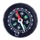 Professional Fluid-filled Compass - White + Black (10 PCS)