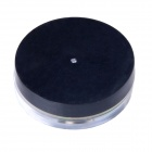 HW01 High Quality 20mm Portable Compass - White + Black (10 PCS)