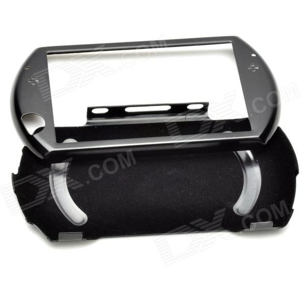 Protective Aluminum Case for PSP Go (Black)