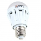 ZHISHUNJIA E27 3W 280lm 3000K 10-SMD 2835 LED Warm White Light Bulb - White (85~265V)