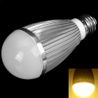 E27 7W 300lm 3000K 15-SMD 5730 LED Warm White Light Bulb (85~265V)
