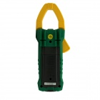 MASTECH MS2015A True RMS AC Clamp Meter - Green (0~1000A / 1 x 6F22)