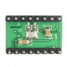 MaiTech Motor Driver / 3D Printer Module Compatible with A4988 - Green + Silver