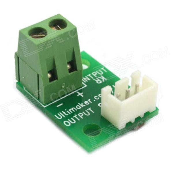MaiTech 03100552 3D Printer Control Board / Temperature Control Board - Green new power board la32r81b bn44 00192a bn44 00156a bn44 00155a compatible board