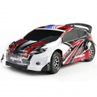 WLtoys A949 1:18  Scale 4-CH 2.4GHz R/C Rally Car - Red