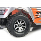 WLtoys A969 1:18 Scale 4-CH 2.4GHz Hi-speed R/C Off-Road Vehicle - Orange + Black