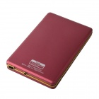 "Frelon NM-0802 2.5 ""SATA USB 2.0 HDD Enclosure - rouge (Max. 2 to)"