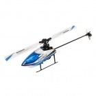 Buy WLtoys V977 6-CH 2.4GHz Brushless Motor 3D / 6G Flybarless R/C Helicopter Gyro - Blue