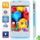S11(S311) MTK6572 Dual-core Android 4.2.3 GSM Bar Phone w/ 4.0