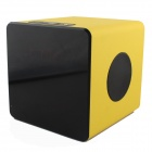 KR-5400 USB Touch Screen Speaker w/ Micro USB / TF / FM for Cellphone / Tablet PC / MP3 / MP4 + More