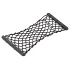 Hanging Car Trunk Nylon Storage Mesh - Black
