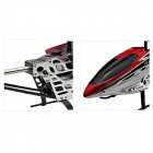 HengXiang HX708 Mini 2-CH IR Remote Control R/C Helicopter w/ Gyro - Red + White + Black
