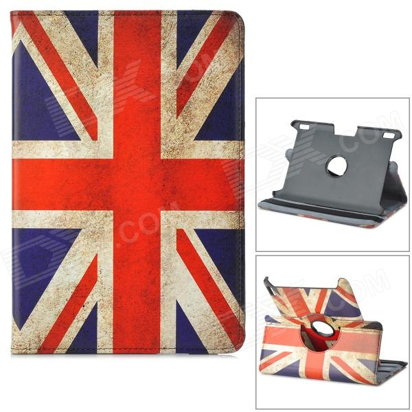 Flag of UK Pattern 360 Degree Rotatable PU Case w/ Stand for Amazon Kindle Fire HDX 8.9 suck uk