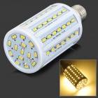 E27 9W 920lm 3000K Warm White 84-SMD 5730 LED Light Bulb - White (AC 220V)