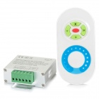 Wireless Touch Panel Remote Controller for LED Strip Light - White
