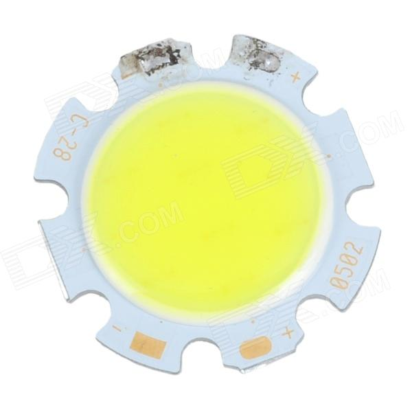 5W 350lm 6000K Round Shaped COB LED Module (15~17V)