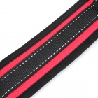Stylish Harness for Dog / Guide Dog - Red + Black (Size L)