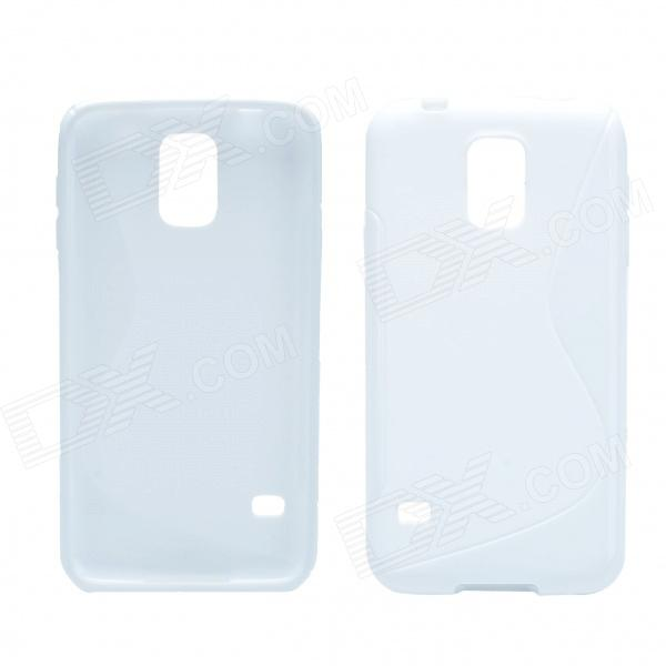 Creative S Style Protective TPU Back Case for Samsung Galaxy S5 - White plc module c500 cn523 new original
