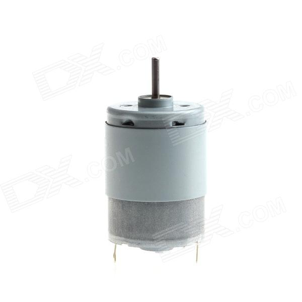 CCDJ 385 DIY Copier Motor / Vacuum Cleaner Motor / Dryer Machine Motor 3V-48V,800-20000 rev / min
