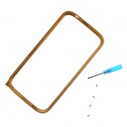 NEWTOP Protective Aluminum Alloy Case for Samsung Galaxy Note 3 N9000 / N9005 / N9002 - Golden