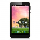 "SOSOON X8 7"" Android 4.2.2 Dual Core Phone Tablet PC w/ 512MB RAM, 4GB ROM, Bluetooth - Black"