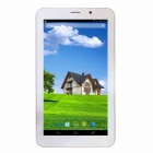 "SMJ MTK-8312 7"" Capacitive Touch Screen Android 4.2.2 Tablet PC w/ SIM / TF / Wi-Fi - White"