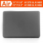 "ENKAY estuche protector duro mate para macbook air 11.6"" - gris"