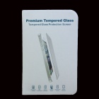 9H Hardness Super Tempered Glass Top Screen Protector for IPHONE 4 / 4S - Transparent (0.3mm)