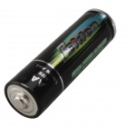 SF-BA1 1.5V Alkaline AA Battery - Black (4 PCS)