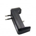 3.6V / 3.7V Universal Battery Charger for 18650, 14500, 17500, 18500, 10440, 16340 - Black