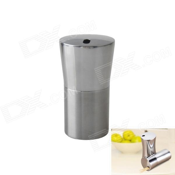 Creative Y-Shaped Stainless Steel Toothpick Holder / Toothpick Box  - Sliver футляр для зубочисток toothpick box ktv