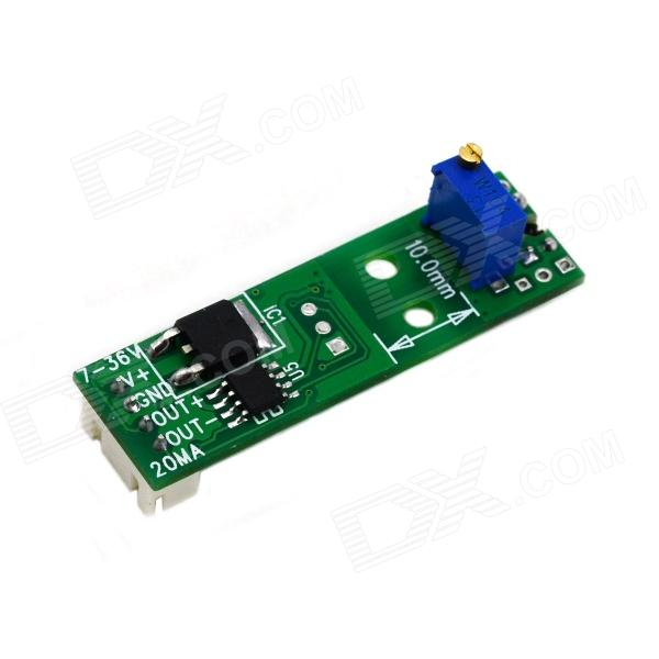 MaiTech Diffuse Photoelectric Switch Module / Position Detection Switch Module - Green new original programmable controller plc module 8point npn input 8point relay output xc2 16r e xc2 16r c dc24v 2com