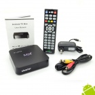 Ideastar MX Android 4.2.2 Dual-Core Google TV Player w/ 1GB RAM / 8GB ROM / IR Remote Controller