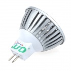 LUO V27 GX5.3 3W 300lm 3-LED Cold White Spotlight Lamp (12V)