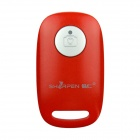 SHARPEN BC01 Bluetooth V3.0 Camera Shutter Remote Controller for iOS / Android Phone - Red