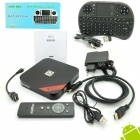 Ideastar X5II Quad-Core Android 4.2 Google TV Player w / 2 Go de RAM, 8 Go de ROM, Bluetooth, Mini clavier