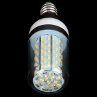 E14 12W 520lm 3000K 120-SMD 3014 LED Warm White Light Corn Lamp (85~265V)