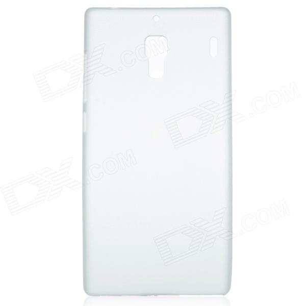 TEMEI Protective Plastic Case for Redmi - Translucent White quality systems and controls for pharmaceuticals
