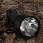 SingFire SF-C2 LED 750lm 5-Mode White Tactical Flashlight - Black (1 x 18650)