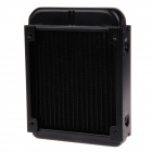 WT-006 Aluminum Radiator / Cooling Gear - Black