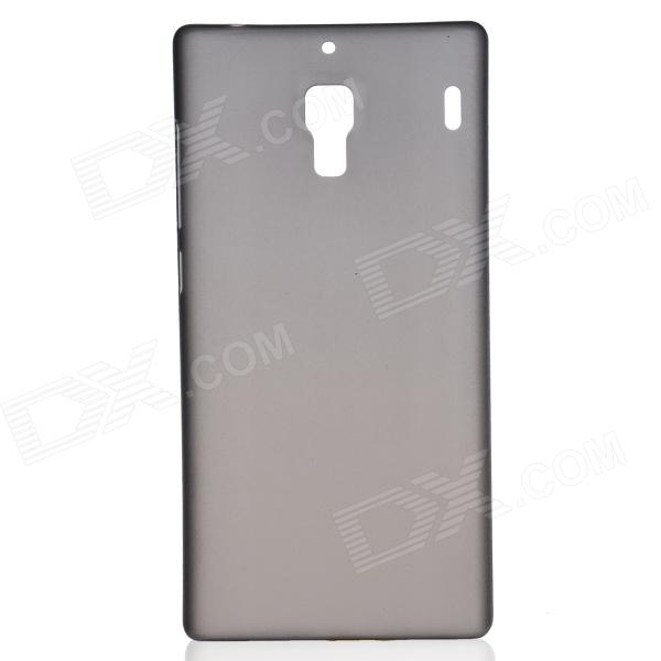 TEMEI Protective Plastic Case for Redmi - Translucent Black quality systems and controls for pharmaceuticals