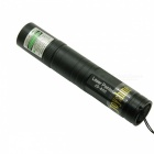 JD850 1dB / mW 532nm Lanterna Laser Verde Pointer - Preto (1 x 16340 / US Adaptador Plugss)