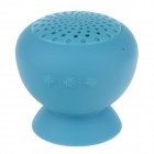 A400006 JL-200T Portable Shockproof Wireless Car Bluetooth V3.0 Speaker w/ TF / Micro USB - Blue