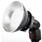 Linkstar SLA- SR173S Speedlite Flash Light Réflecteur pour Canon + Plus - Silver Black +