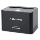 "Acasis BA-07U3 USB 3.0 2.5"" / 3.5"" Universal Serial HDD Dockings"